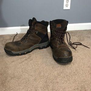 Ariat men's steel toe boots
